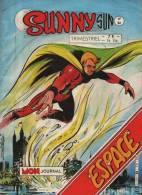 SUNNY SUN N° 54 BE MON JOURNAL 11-1986 - Mon Journal