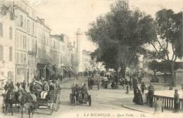 Réf : C -13-0016  : La Rochelle (automobile) Attelages) - La Rochelle