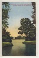 MAGDEBURG - 1911, Blick Auf Den Adolf-Mittag-See Mit Pavillon Auf Der Marien-Insel, Schöner Stempel - Magdeburg