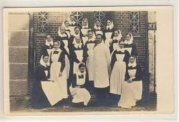 Gemeinschaft Eines ORDENSKRANKENHAUS , Photograph Aus Flensburg - Genealogy
