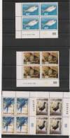 POLYNÉSIE  Année  1990  BLOC DE 4  N° Y/T : 352/353- 360/361** Côte : 21,00 € - Polynésie Française