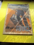 """""""En Avant FRANCE""""/ Revue Mensuelle De La Formation Prémilitaire/1ére Année/N°5/ 1945       VJ3 - Revues & Journaux"""