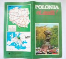POLAND - Cartes