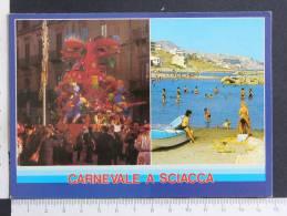 SICILIA - AGRIGENTO - CARNEVALE A SCIACCA N. 5952 - Agrigento