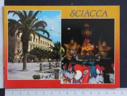 SICILIA - AGRIGENTO - CARNEVALE A SCIACCA N. 5953 - Agrigento