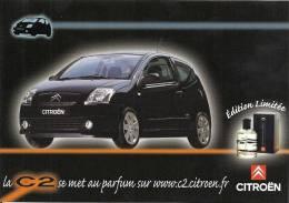 2 Cartes - Rover Streetwisc Et Citroen C2 - Turismo