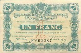 Fev13 82 : Le Havre - Chamber Of Commerce