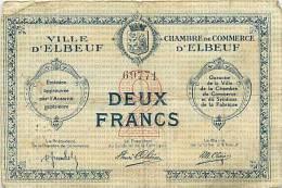Fev13 87 : Elbeuf - Chamber Of Commerce