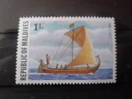 MALDIVES N°699 Neuf ** - Maldives (1965-...)