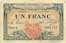 Fev13 105 : Corbeil - Chambre De Commerce