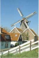 Nederland/Holland,  Oudeschild, Molen, Ca. 1980 - Texel