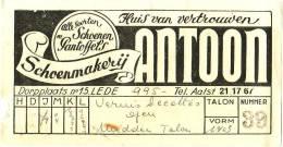 Schoenmakerij Antoon - Lede - Lede