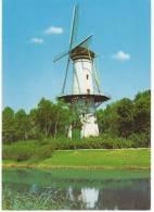 """Nederland/Holland,  Tholen, Molen """"De Hoop"""", Ca. 1980 - Tholen"""