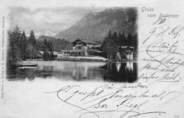 Allemagne, Gruss Aus Badersee - Garmisch-Partenkirchen