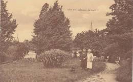 Rhode-St-Genèse - Une Des Pelouses Du Parc (animée) - Rhode-St-Genèse - St-Genesius-Rode