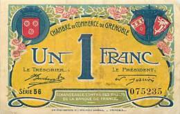Fev13 125 : Grenoble - Chamber Of Commerce