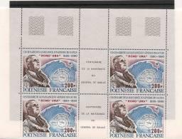 POLYNÉSIE  Année  1990 BLOC DE 4 N° Y/T : 364A** Côte : 29 € - Polynésie Française