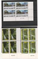 POLYNÉSIE  Année  1992 BLOC DE 4 N° Y/T : 399/404** - Polynésie Française