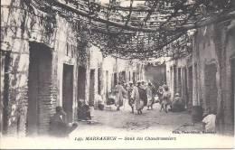 MARRAKECH - Souk Des Chaudronniers - Marrakech