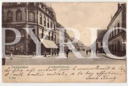 Zweibrücken Fruchtmarktstrasse 1904 (12) - Zweibruecken