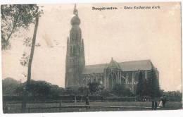 Hoogstraten Hoogstraeten  Sint Katharina Kerk - Hoogstraten