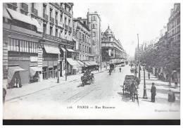 Paris 3 Rue Reaumur    116 - Paris (03)
