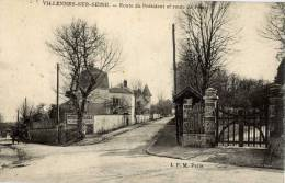 78-VILLENNES-Route Du Président Et Route De Poissy- - Villennes-sur-Seine