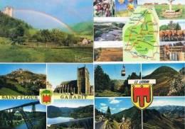 260213ZB  Lot De 197 CPM/CPSM Couleur Vierges Pour Ercire : Dep.15 Cantal Divers - Cartes Postales