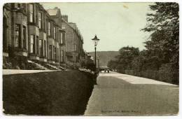 BUXTON : THE BROAD WALK - Derbyshire