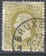_Ni246 :  N° 32: E9: 3 BRUXELLES 3 - 1869-1883 Leopold II