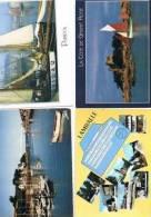 260213ZD  Lot De 40 CPM/CPSM Couleur  : Dep.22 Côtes Du Nord (beaucoup De Bateaux) - Cartes Postales