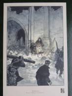 Ex-libris De MAEL Et KRIS - NOTRE MERE La GUERRE - Futuropolis - Ex-libris