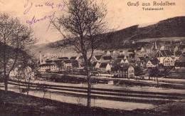 CPA - (Allemagne) Gruss Aus Rodalben - Totalansicht - Deutschland
