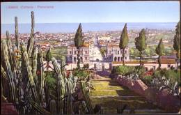 CATANIA Panorama - Formato Piccolo NON VIAGGIATA - Catania