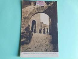 MONTECATINI Val Di CECINA - Le Porte Dell'antico Castillo - Pistoia