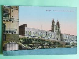 MALTA - Saint Julian's Carmelita Church - Malte
