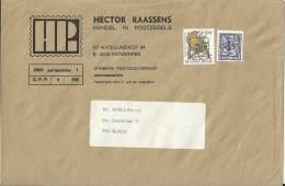 België Belgique / Lion Leeuw Buzin - Préoblitérés
