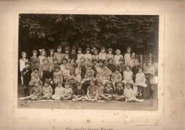 Fécamp . Collège De Jeunes Filles 1926-1927 Avec Les Noms écrits Derriére - Lieux