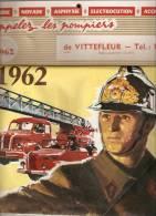 Vittefleur .Calendrier Des Pompiers.toutes Ses Pages - Calendriers