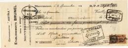 Astra Ets Brunel de Montbrison pour Merle à Quillan