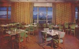 Wyoming Jackson Lake Lodge Coffee Shop