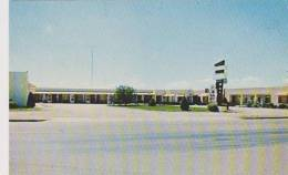 Wyoming Douglas Chieftain Motel