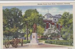 Kentucky Owansboro Daviess County Court House - Owensboro
