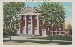 Kentucky Richmond Methodist Church - Richmond