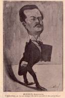 Politique..Satirique.Léon Mougeot..Ministre De L'Agriculture..3e République..Gouvernement Combes - Evènements