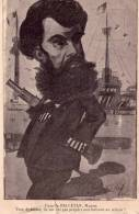 Politique..Satirique..Camille Pelletan..Ministre De La Marine..3e République..Gouvernement Combes - Evènements