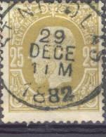 _Ni239 :  N° 32: E9:  ST.NICOLAS - 1869-1883 Léopold II