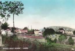 $3-2406- Acqua Delle Donne - Lauria - Potenza  - F.g. Non Viaggiata - Potenza