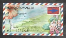 AEROGRAMME POLYNESIE FRANCAISE - Aérogrammes