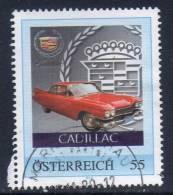 Oostenrijk, Persoonlijke Zegel, Gestempeld,  Auto Oldtimer, Zie Scan - Autriche